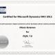 Certificado CpMD